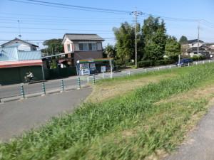 江戸川サイクリングロード シンザカヤ