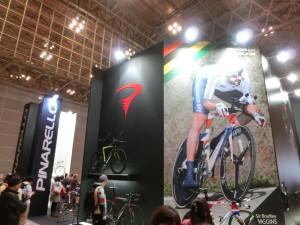 サイクルモード2014 ピナレロ