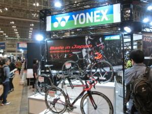 サイクルモード2014 ヨネックス