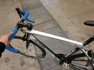 サイクルモード2014 BOMA ロードバイク 試乗 カーボン