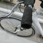 ESCAPE R3での自転車通勤 グリップ交換