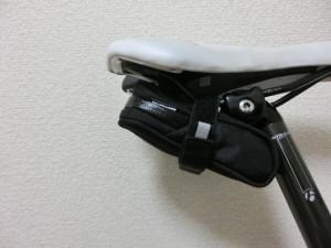 ロードバイク サドルバッグ マドン2.3 bontrager