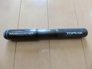 トピーク 携帯ポンプ HPC レースロケット カーボン
