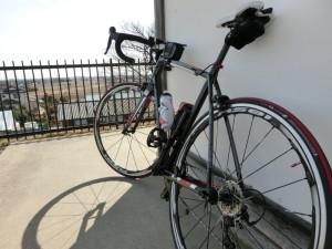 江戸川サイクリングロード 休憩 関宿