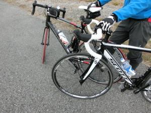 江戸川サイクリングロード スコット 偶然