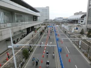 埼玉サイクルエキスポ2015 試乗コース