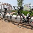 ロードバイク 列車 トレイン効果