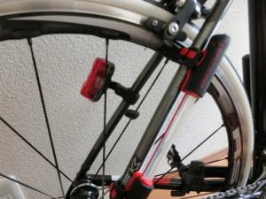 ロードバイク リアライト