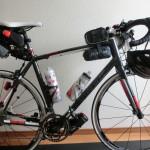 東京~会津若松、300kmライドに向けての準備②(ライト類、携行品の見直し)