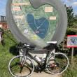 渡良瀬遊水地 自転車