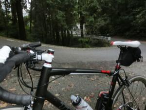 ヒルクライム 筑波 ロードバイク