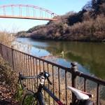 2016年の初ライドへ ※5つのサイクリングロードを巡る