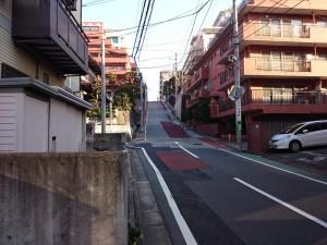 ロードバイク のぞき坂