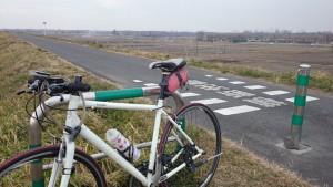 埼玉サイクルエキスポ 荒川サイクリングロード