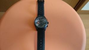 ドッペルギャンガー 腕時計