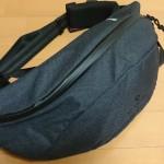 自転車通勤用のバッグを購入 ※TERG ミディアムウエストバッグ