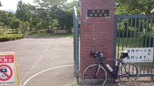 鳥居原ふれあいの館 自転車