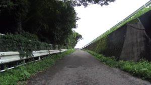 国道4号 側道 坂