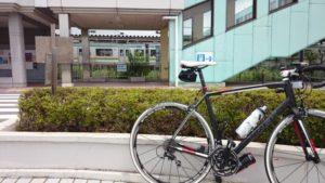 氏家駅 国道4号 自転車