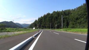 時空の路ヒルクライム コース