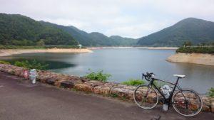 大内ダム ヒルクライム