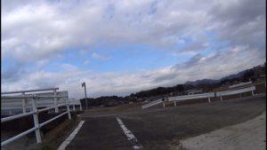 恋瀬川サイクリングロード 浦須橋