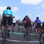 ロードレースの大会に「フレッシュマン」カテゴリで参加 そでがうらサマーサイクルロードフェスタ2017
