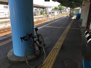 サイクルトレイン 下妻 自転車