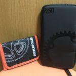 サイクリングに便利な財布を購入