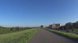 江戸川サイクリングロード 左岸