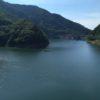梅田湖 サイクリング