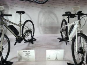 サイクルモード2017 ルイガノ