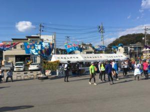 ツールドいわき2017 江名港