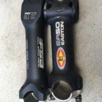 クロスバイク(ESCAPE R3)のステムを120mmから135mmに変更してみる