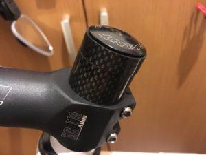 クロスバイク ステム交換 ガタ