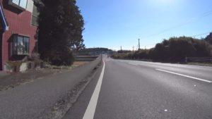 自転車 国道297号
