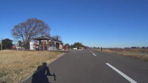 江戸川サイクリングロード 右岸 トイレ