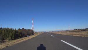 江戸川サイクリングロード 道幅