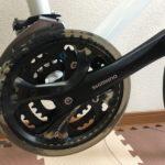 通勤用クロスバイクのリフレッシュ計画-1(BBとクランクを交換)