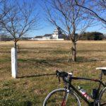 江戸川サイクリングロードで関宿城まで、あらためて江戸川サイクリングロードの走りやすさを実感する