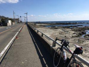 鴨川 海 自転車