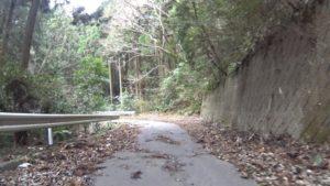 団子石峠 自転車 道路状況