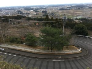 愛宕山 ロードバイク