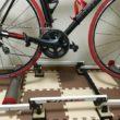 ロードバイク ローラー台 騒音 対策 防振