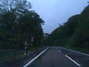 時空の路ヒルクライム 気温
