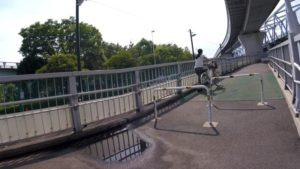 荒川サイクリングロード 清砂大橋