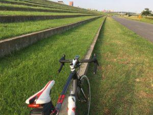 荒川サイクリングロード 迷子