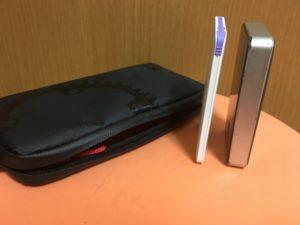 モバイルバッテリー 自転車 コンパクト