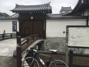 江戸川サイクリングロード 早朝