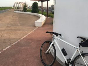GIANT ESCAPE R3 江戸川サイクリングロード
